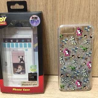 Toy story (魯蘇/巴斯光年/胡迪/草莓熊)iphone6 plus&iphone7 plus case(硬殻)