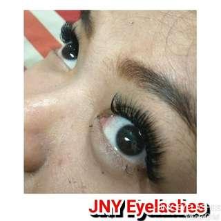 Promo eyelashes