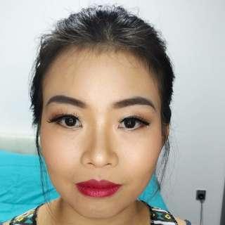 Makeup & Hair Service