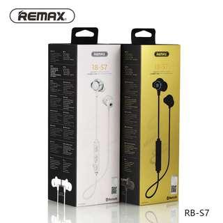 藍牙耳機 remax s7