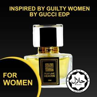Halal Pefume (EDP) Gucci 30ML