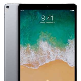 iPad Pro 10.5 Space Grey WiFi 64 100% new