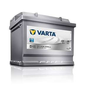 Varta Battery AGM 105AH CCA950.