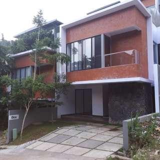 Dijual Rumah Mewah Baru Nuansa Villa Dago Pramestha Resort Bandung