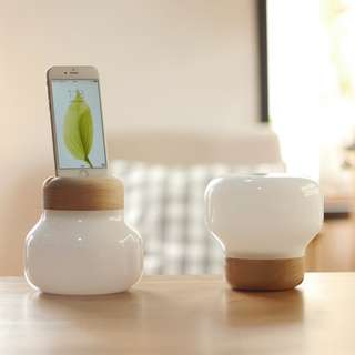 Idmix - ZISION LED 移動電源蘑菇燈