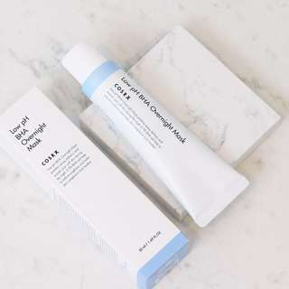 New!! Cosrx Low ph sleeping mask bnib