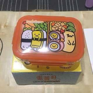 🚚 蛋黃哥 密封保鮮盒