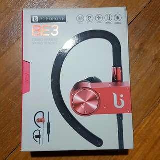 Borofone BE3 Stereo Wireless Sports Headset