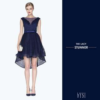 Bysi High Low Lace Dress