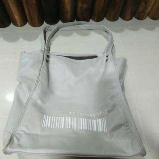 Large White Bag / tote bag!!