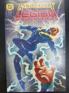 #45 ANNIVERSARY CELEBRATING 50 YEARS LEGION OF SUPER HEROES