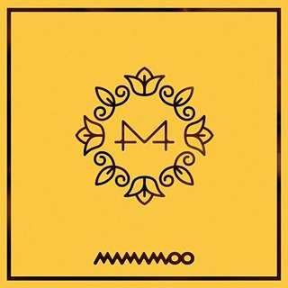 PO Mamamoo - yellow flower (6th mini album)