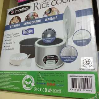 imarflex rice cooker