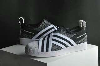 Adidas lady slip on new size 37-40