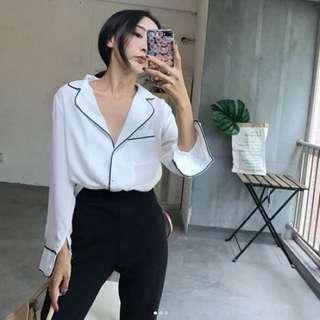 Pajamas top