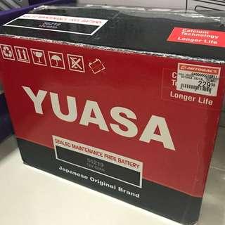 Car Battery Yuasa