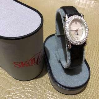 SKII Club 仿鑽纪念手錶