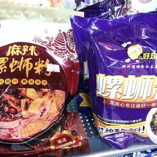 大熱 螺螄粉 現貨有多包