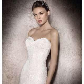 Brand new - pronovias St Patrick mirta wedding dress