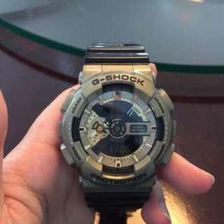 G-Shock 30th Anniversary x New Era watch