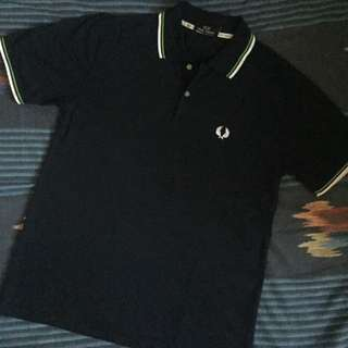 Polo Shirt (Navy Blue)