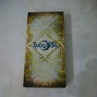 bayonetta climax edition bonus tokuten tarrot card