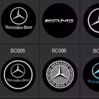 Projector Welcome Light for Mercedes Benz