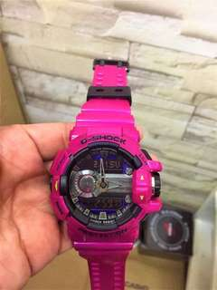 G-SHOCK GBA-400 G-MIX JAPAN