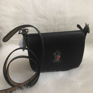 Coach Sling limited Edition Disney Mickey Mouse