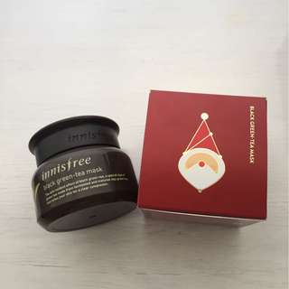 Innisfree Black Green Tea Mask