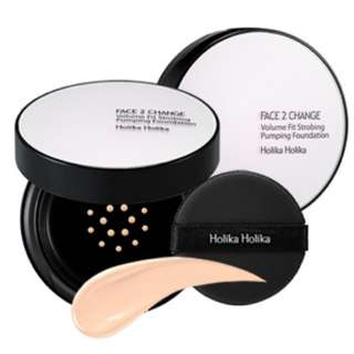 Holika Holika Face 2 Change Volume Fit Strobing Foundation [Refill Only]
