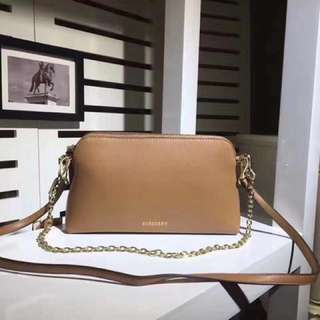 Authentic Burberry chain slingbag