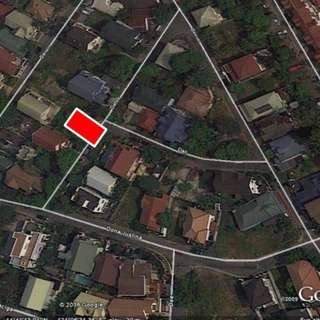 Subd Lot for sale 240sq m Filinvest 2
