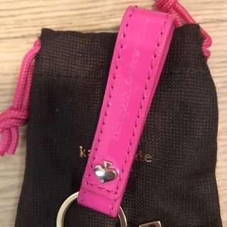 Kate spade 鎖匙扣