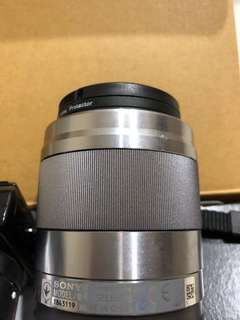 Sony NEX SEL50F18 Lens