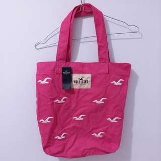 Hollister Cotton bag