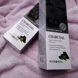 Charcoal Cleanser (korean)