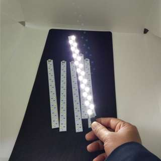 20 LEDs Light Strip for Photo Studio Lighting Box