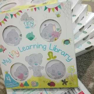 my tiny learning library