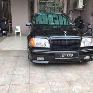 Mercedes Benz w124 260e