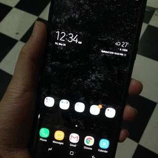 Samsung S8+ Midnight Black 64GB