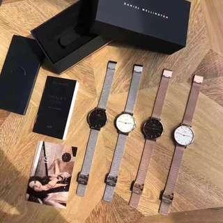 Daniel Wellington Stainless Watch