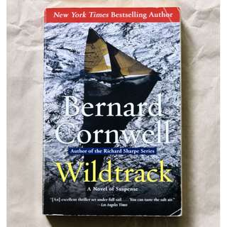 Wildtrack by Bernard Cornwell