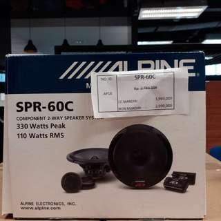 Speaker Alpine SPR-60C