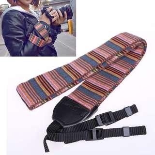 Vintage Shoulder Neck Strap for all cameras
