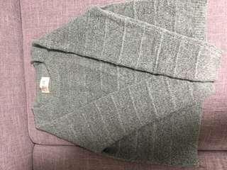 淡綠色,韓系,女裝冷衫(light green sweater)