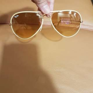 Limited Edition Rayban Specs..(Authentic)