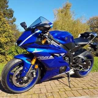 Brand New Yamaha R6 Hot Deal