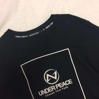 🚚 Under peace T恤