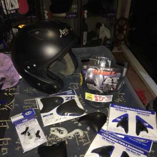 Helmet Repair & Maintenance